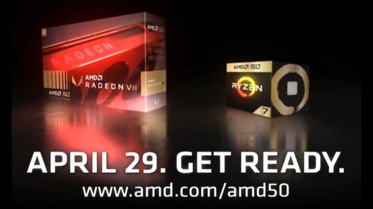 50 ème anniversaire AMD