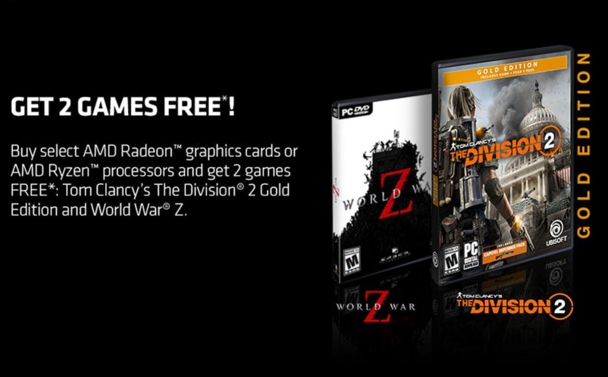 AMD Ryzen 7 Gold Edition 2700X 1