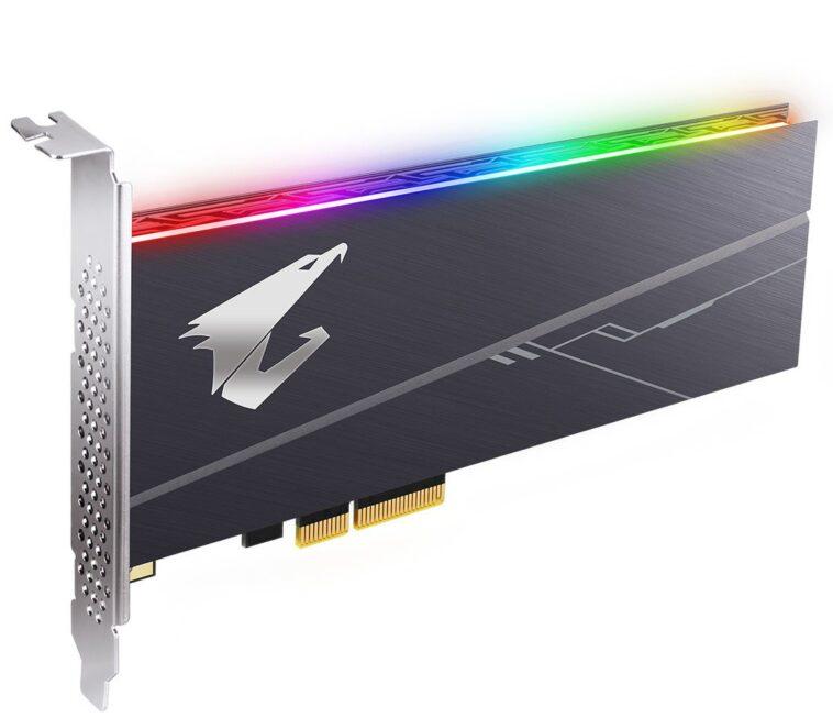 Aorus RGB AIC NVMe