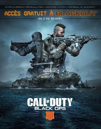Blackout de Call Of Duty Black Ops 4