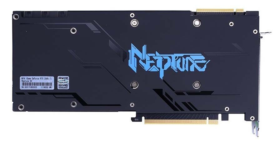 Colorfull iGame RTX 2080 Ti Neptune 1
