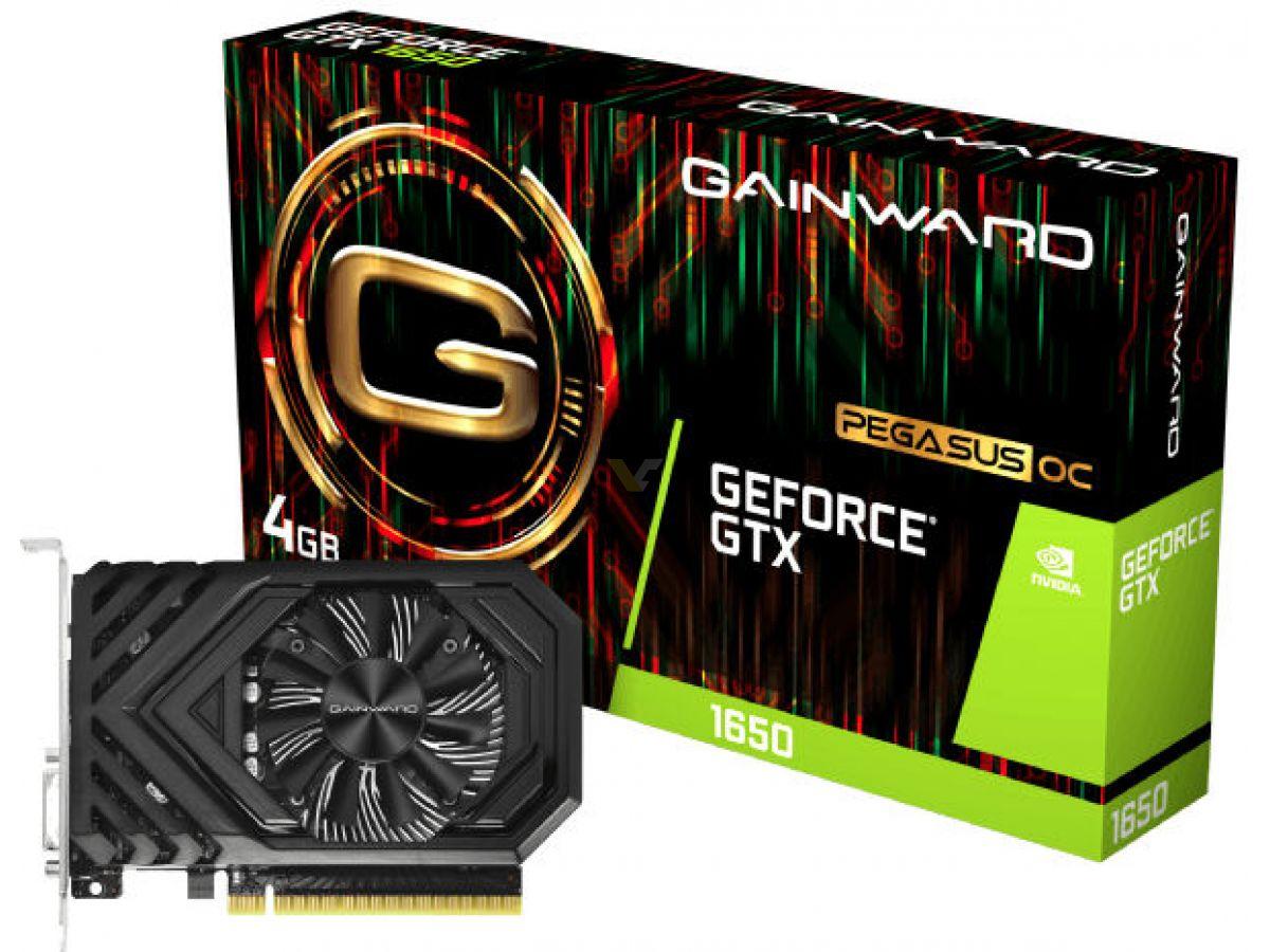 GAINWARD GTX1650 PEGASUS 61
