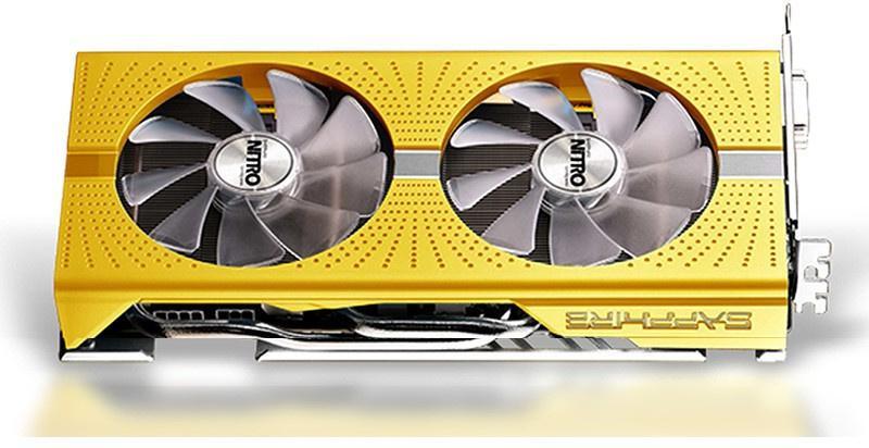 Sapphire Radeon RX 590 Nitro anniversary 3