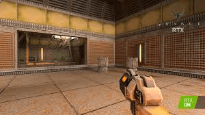 Quake II RTX 28 05