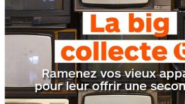 Visuel La Big Collecte Boulanger