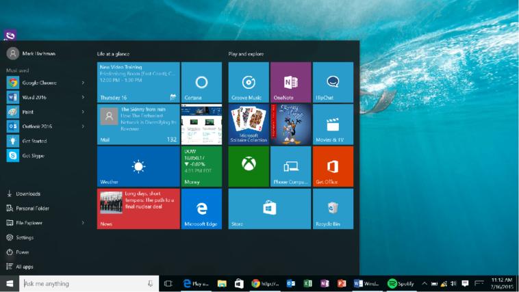 Windows 10 Pro1