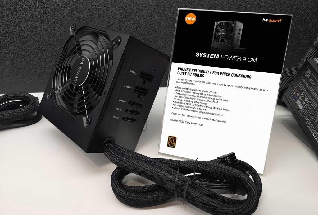 bq SYSTEM POWER 9 CM