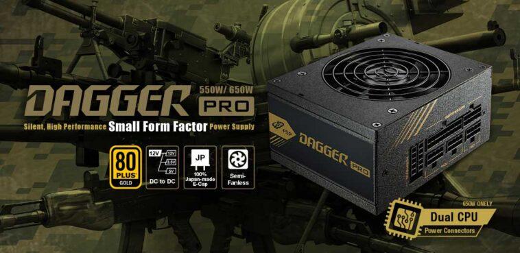 DAGER PRO 550 et 650
