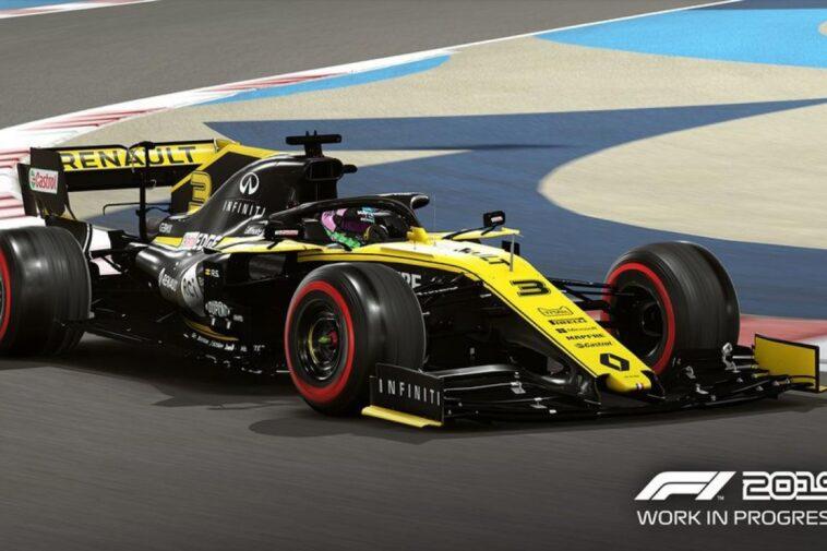 F1 2019 les configurations PC conseillées1