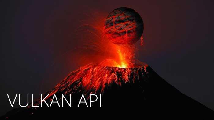 what is vulkan api1