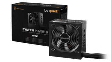 3 System Power 9 CM 600W wht
