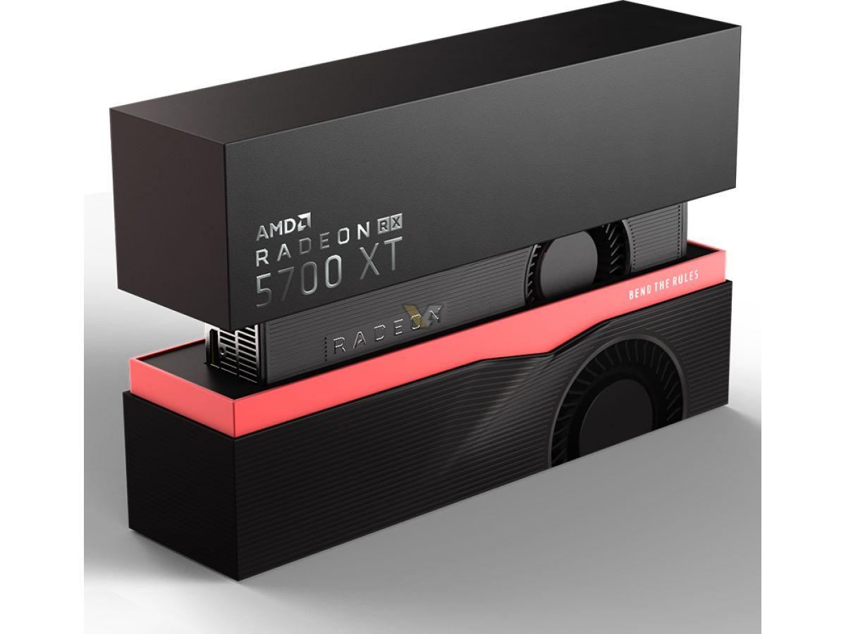 AMD Radeon RX 5700 box51