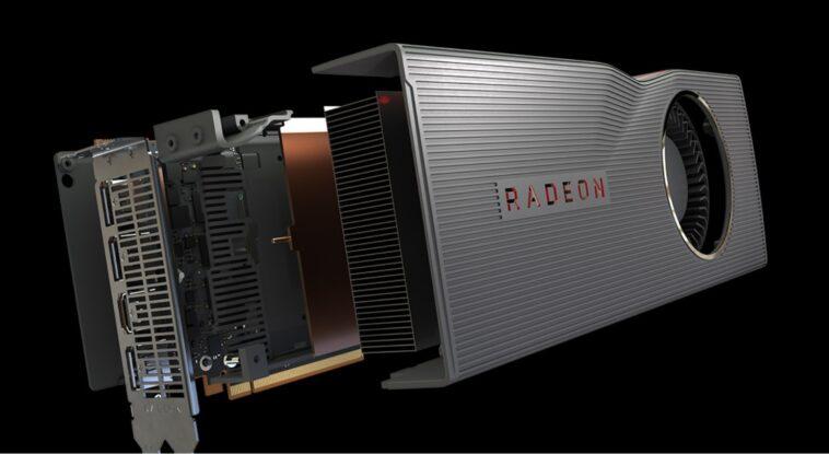 AMD Radeon RX 5700 des images