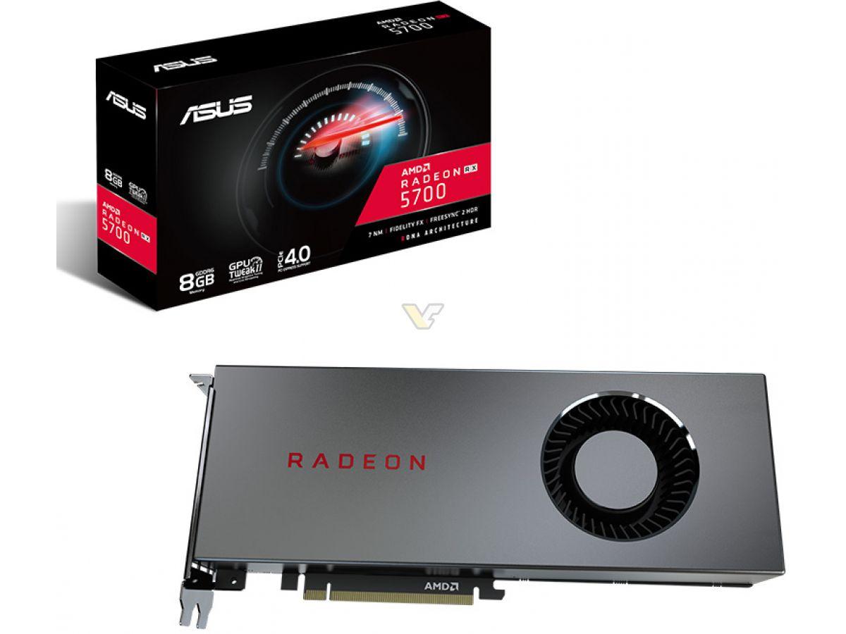 ASUS Radeon RX 5700 8GB1