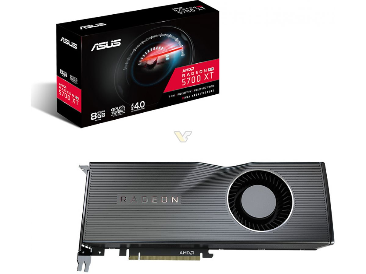 ASUS Radeon RX 5700 XT 8GB1