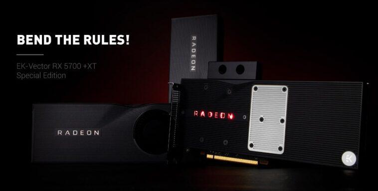 EK Victor Radeon RX 5700 XT RGB