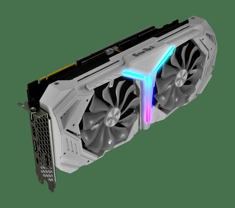 RTX 2080 Super White GameRock Premium 6