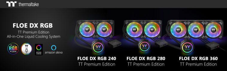 Thermaltake Floe DX RGB Series TT Premium Edition 1