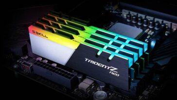 Trident Z Neo DDR4