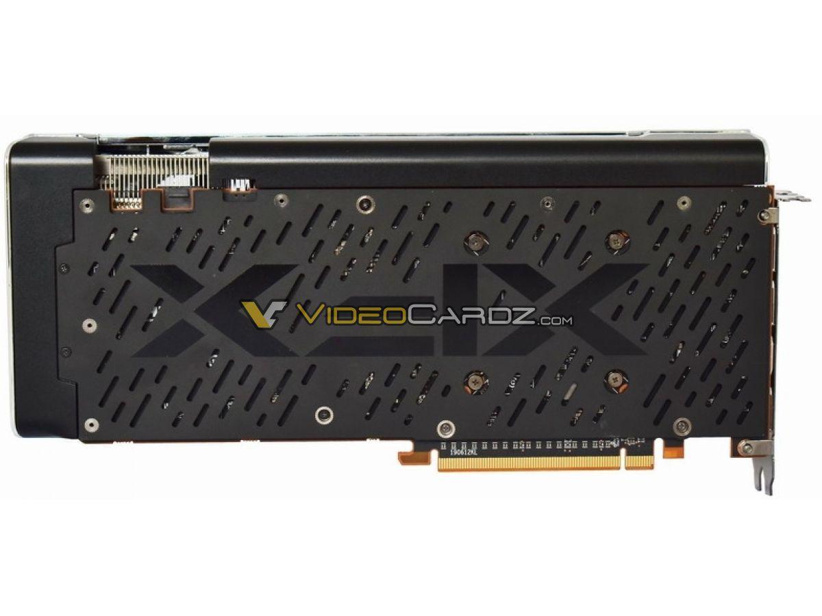 XFX Radeon RX 5700 XT THICC2 31