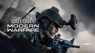 Call of Duty Modern Warfare1