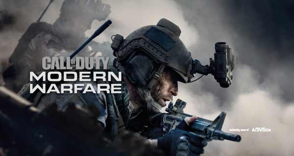 Call of Duty Modern Warfare1