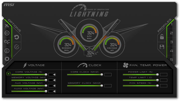 MSI Lightning Anniversary