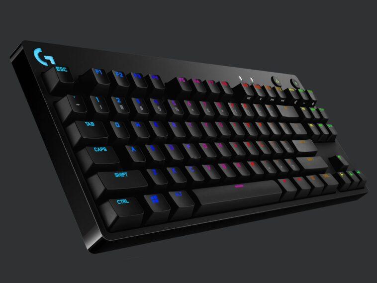 pro x keyboard gallery 2