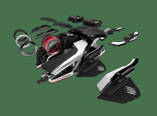 Madcatz R.A.T. Pro X3 Detail1