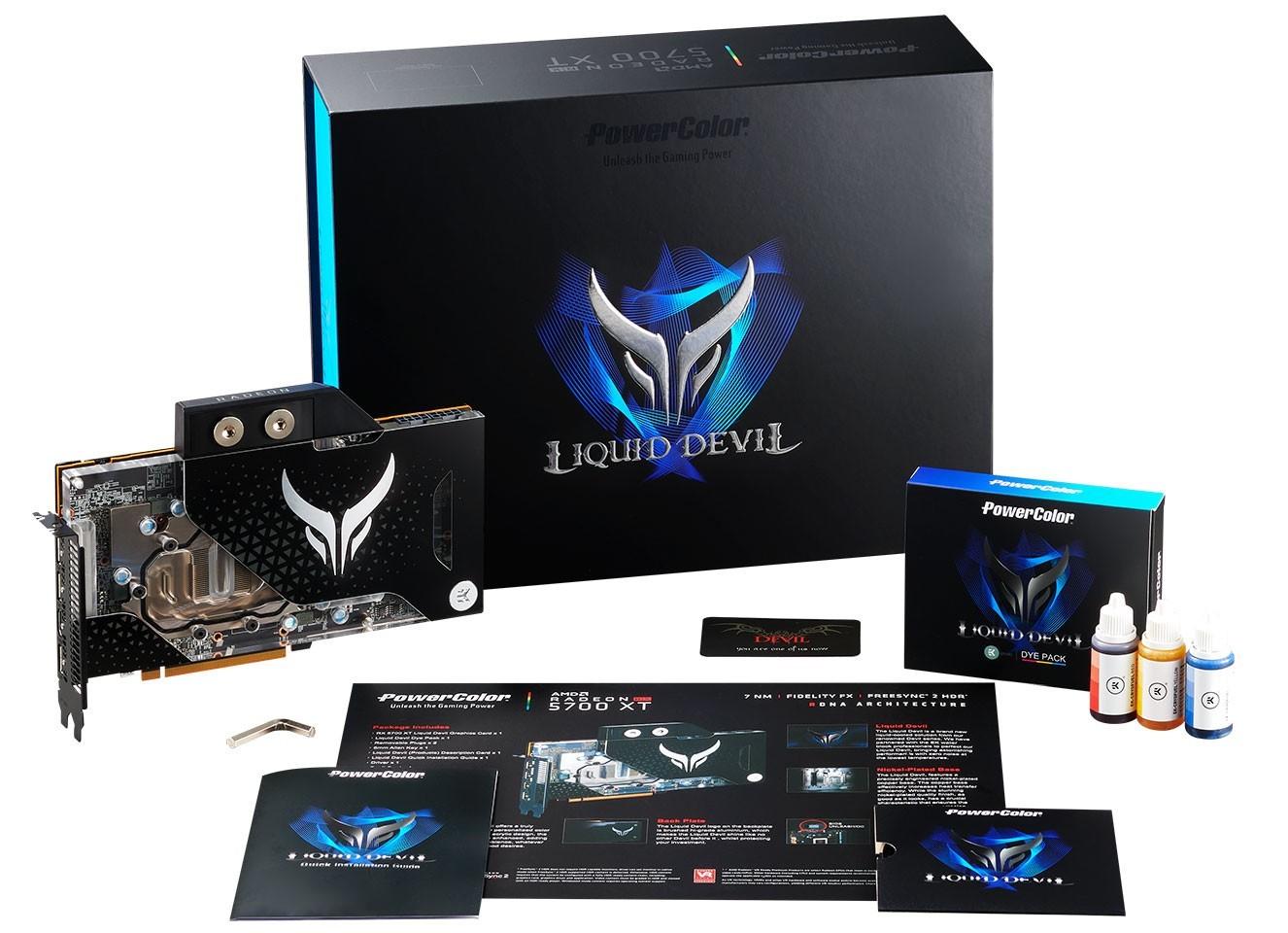 Radeon 5700 XT Liquid Devil 23