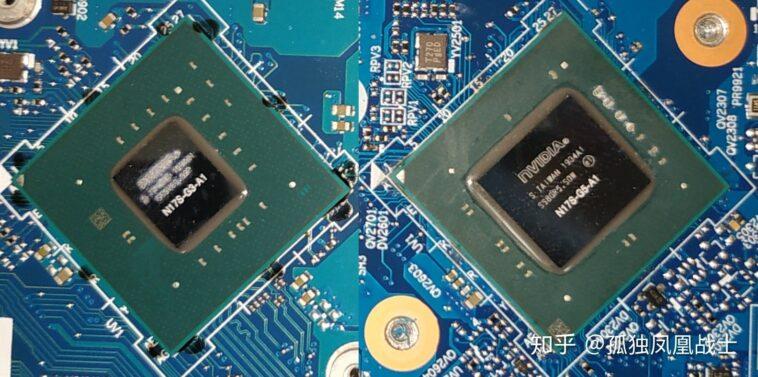 NVIDIA GeForce MX350 vs MX3301