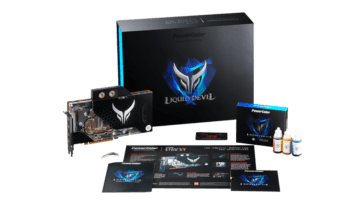 PowerColor Liquid Devil Radeon RX 5700 XT 1