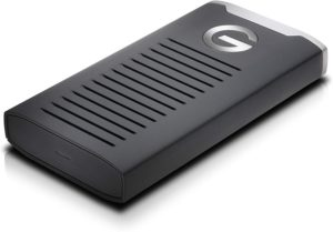 G-DRIVE Mobile SSD R-Series 500 Go