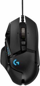 Logitech G502 HERO Souris Gamer
