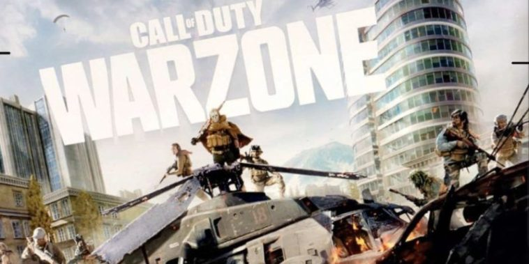 call of duty warezone