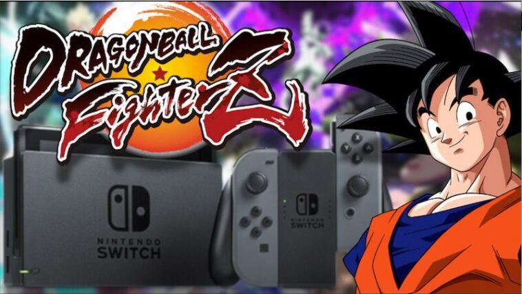 dragonball fighter Z switch