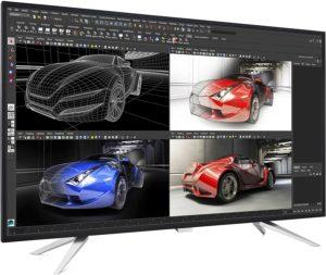 ecran pc 4k Philips BDM4350UC
