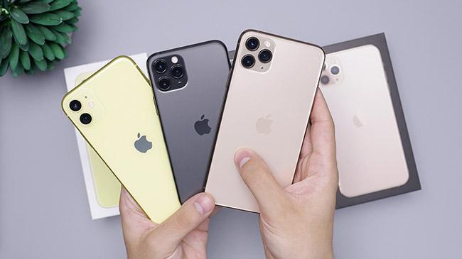 iphone 11 pro stock limité