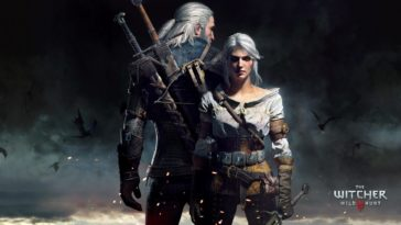 jeu the witcher