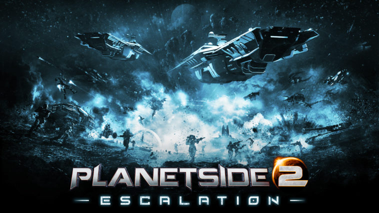 planetside 2 escalation