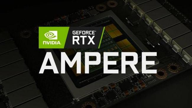 rtx ampere pour generation 3XXX