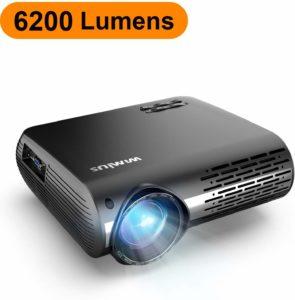 videoprojecteur 4K 6200 lumens Tenswall Pico 600ANSI