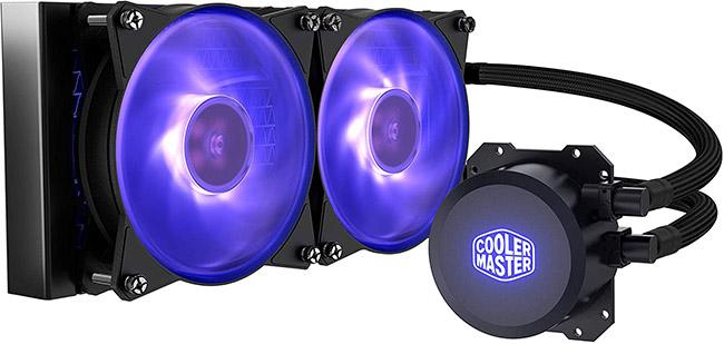 Cooler Master - MasterLiquid ML240L RGB