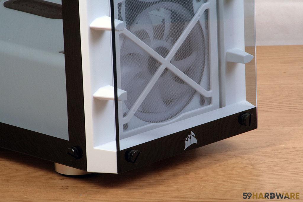 Corsair iCUE 465X RGB ventilateur