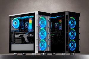 Corsair iCUE 465X RGB meilleur prix