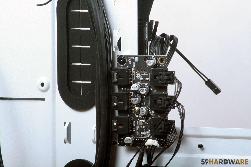 Corsair iCUE 465X systeme RGB