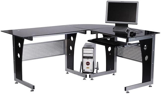 Homcom Bureau Angle