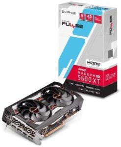 SAPPHIRE Pulse Radeon RX 5600 XT 6G GDDR6