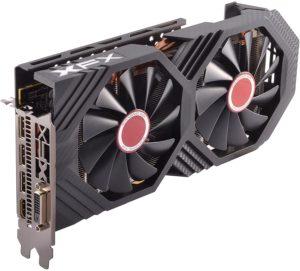 XFX RX-580P8DFD6 Carte graphique AMD Radeon RX 580
