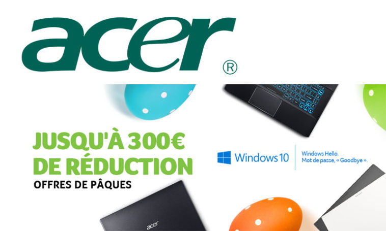 acer promotiono paques